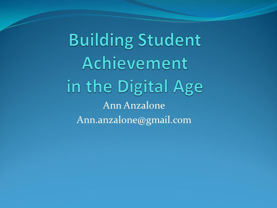 Ann Anzalone Ann.anzalone@gmail.com