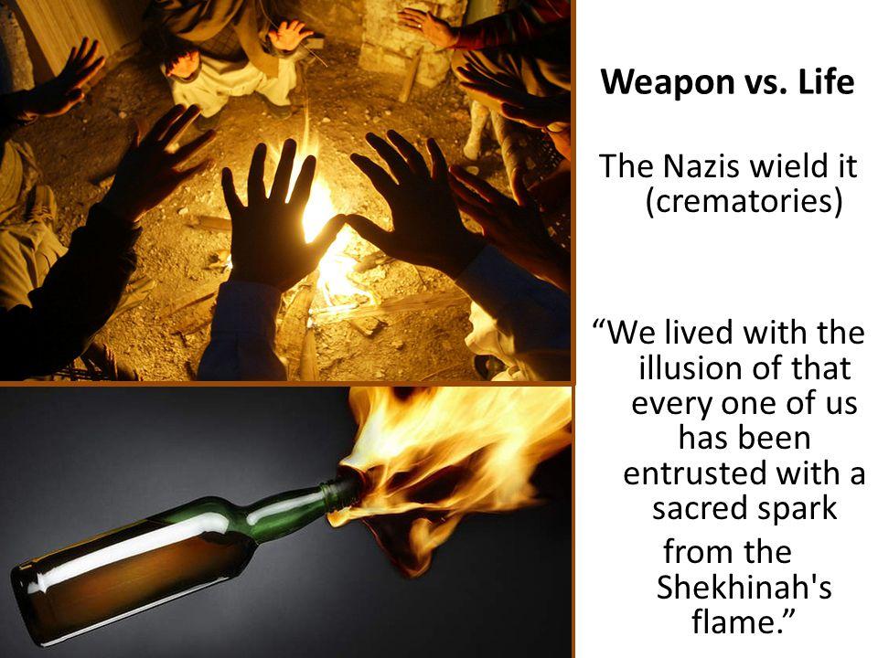 Weapon vs.