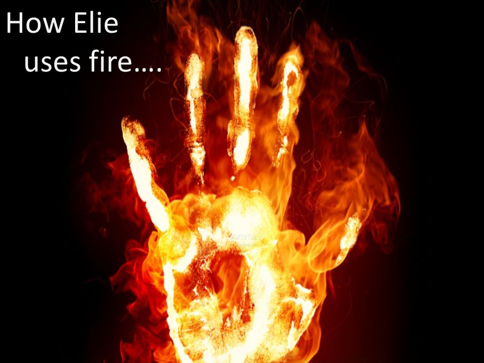 Never shall I forget those moments that murdered my God and my soul and turned my dreams to ashes. (Pg 32) Elie's Purpose