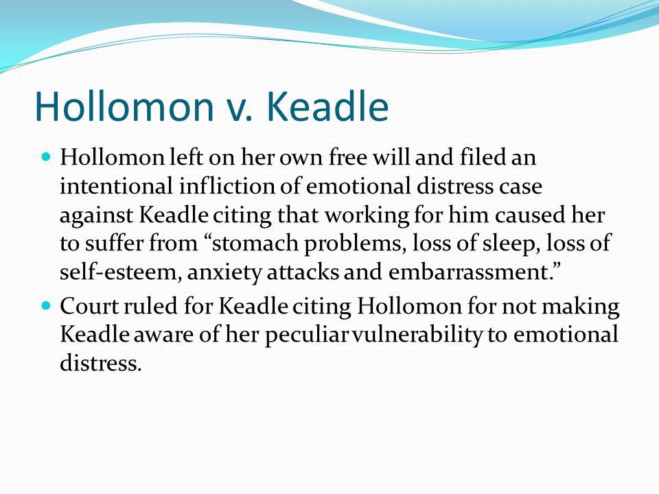 Hollomon v.