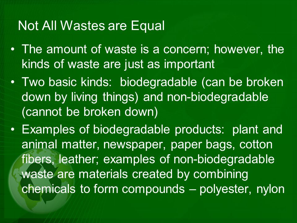 12.3 Reducing Solid Waste Incinerators One option for reducing the amount of solid waste sent to landfills is to burn it.