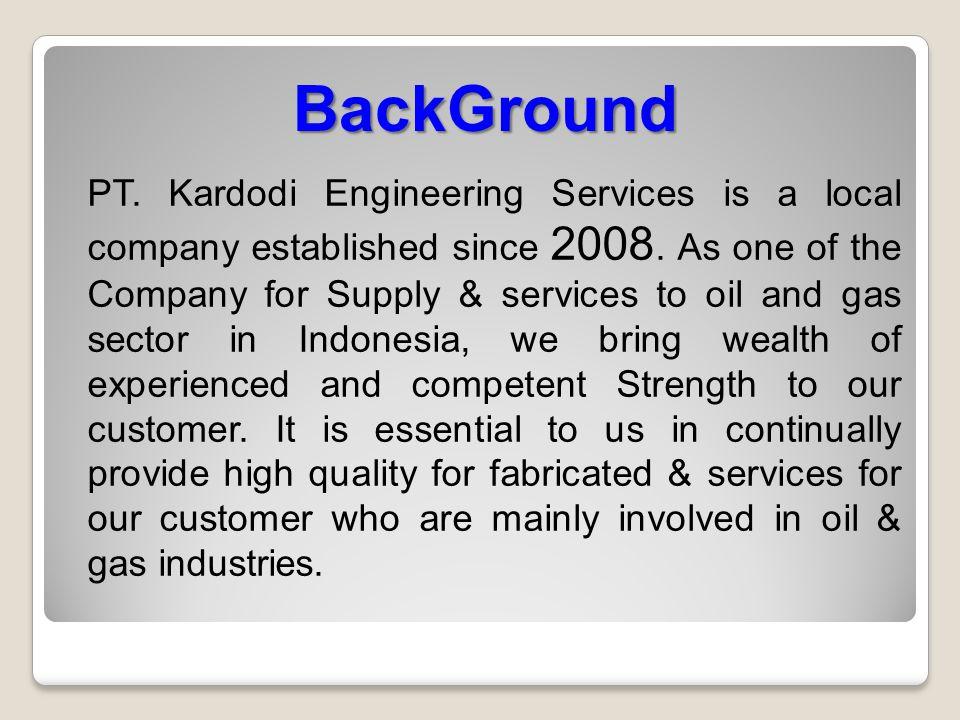 PT. KaRDoDi Engineering Services