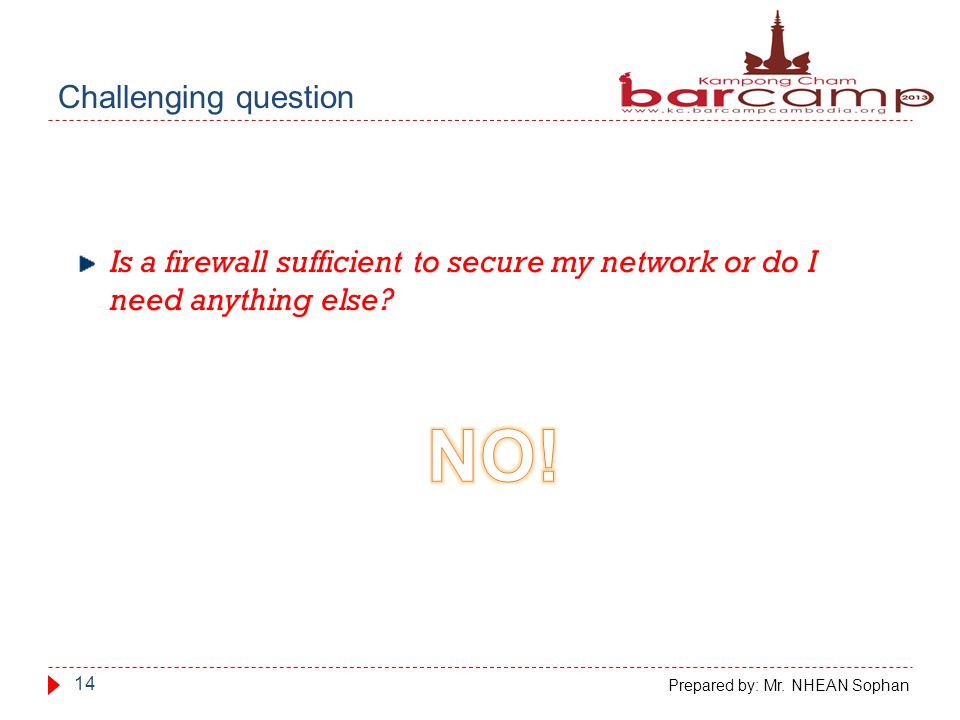 Challenging question 14 Prepared by: Mr.