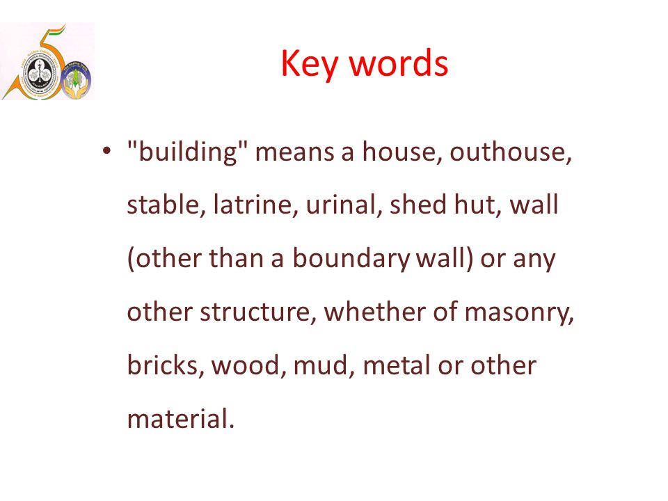 Key words occupier – tenant – owner – a rent-free tenant of any land or building; – a licensee in occupation of any land or building; – any person who is liable to pay to the owner damages for the use and occupation of any land or building.