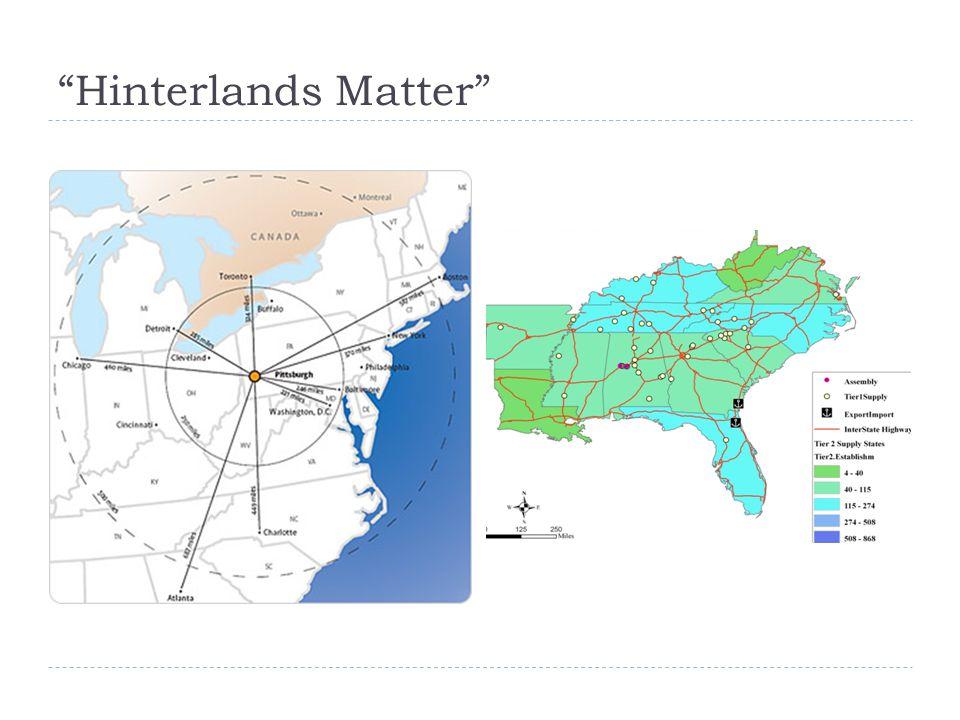 Hinterlands Matter