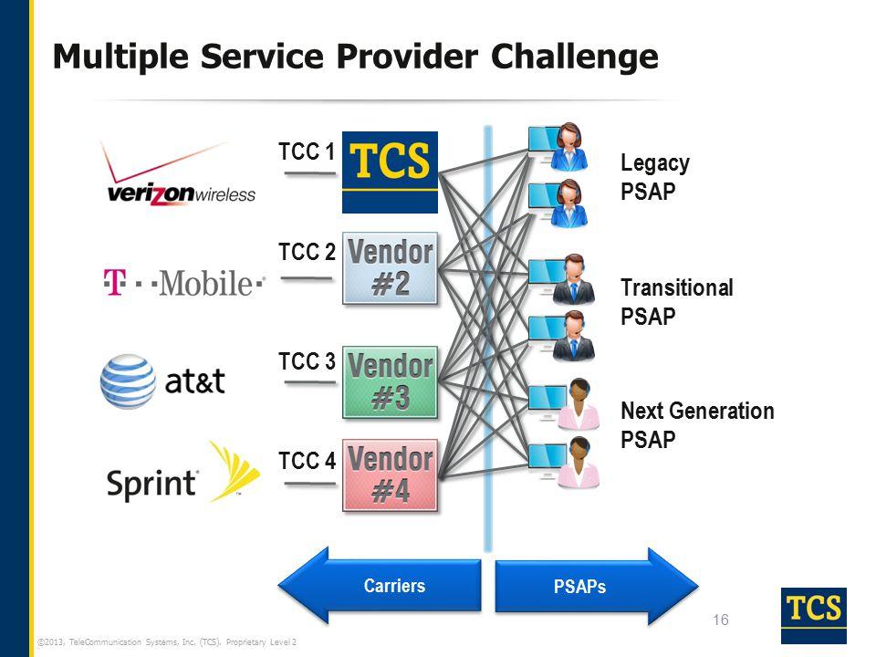 ©2013, TeleCommunication Systems, Inc. (TCS).