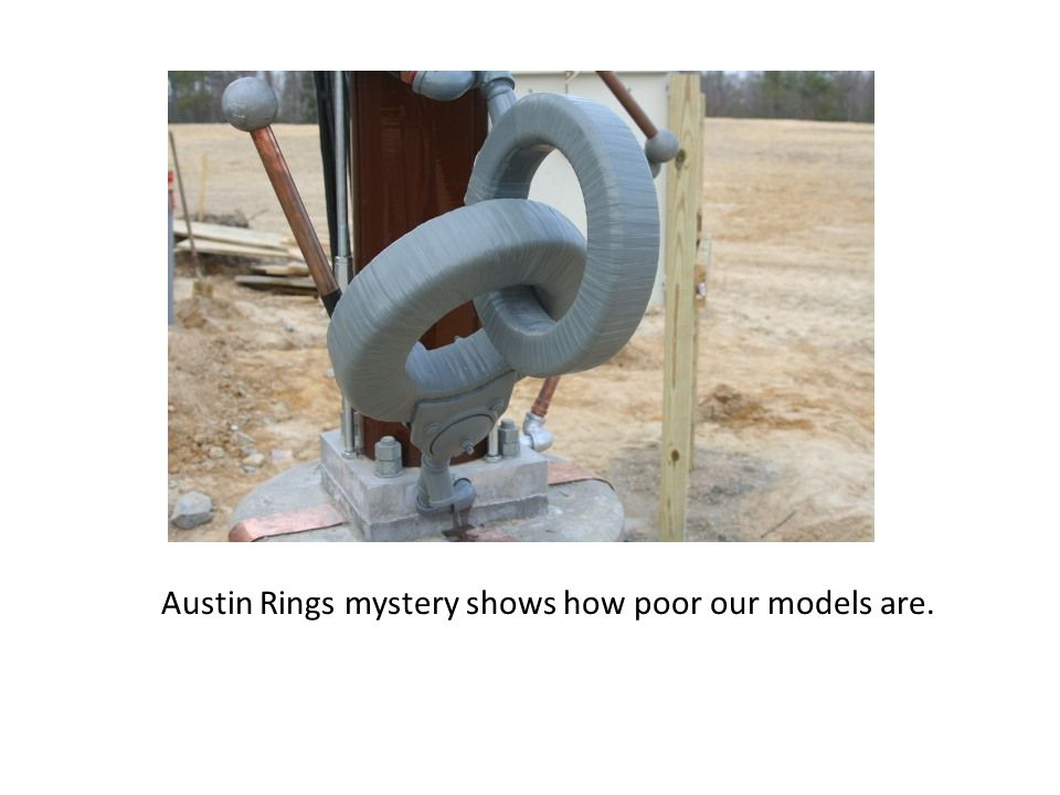 Austin Rings mystery shows how poor our models are.