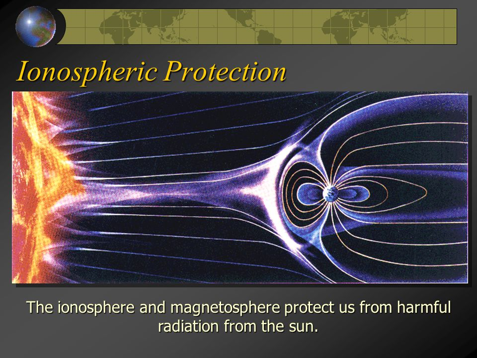 How the Ionosphere is Formed