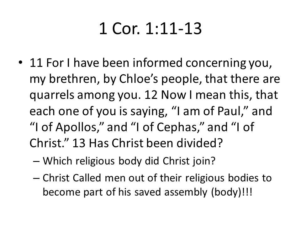1 Cor.