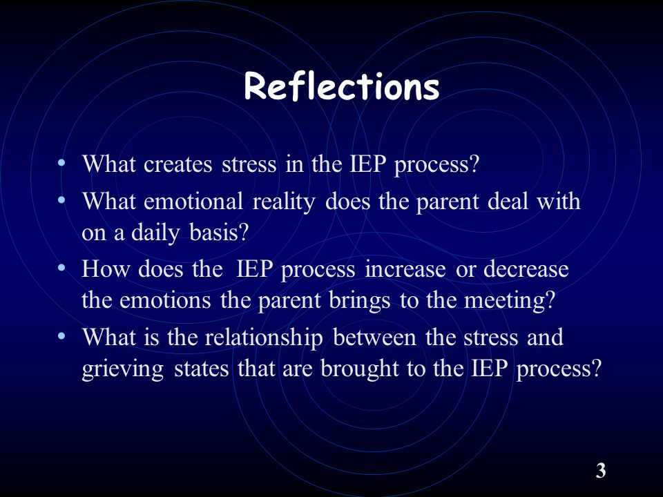 14 Positive Outcomes of States of Grief Denial: Provides a chance to put support system into place; a chance to rest emotionally Anxiety: Is a time to get things done Anger: When facilitated, can be an opportunity to examine the fear or other underlying feelings Fear: When expressed, lessens the feeling of isolation Guilt: Provides an opportunity to work through the experience Depression: Normal response; is a chance to slow down/regroup Isolation: Motivation to link with others & move towards healing Attachment: Identifying new dreams and direction in life.