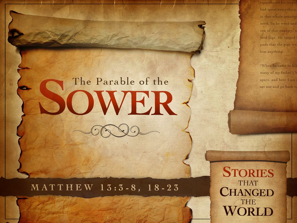 Before Jesus tells this parable He is being questioned by the Pharisees and Scribes in Matthew 12.