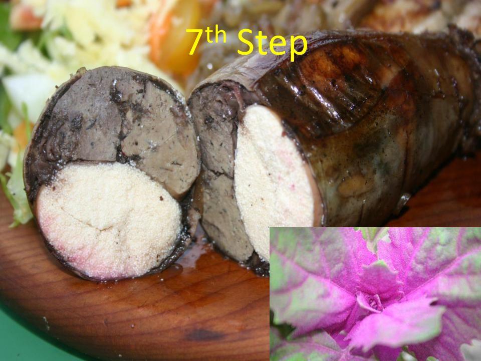 7 th Step