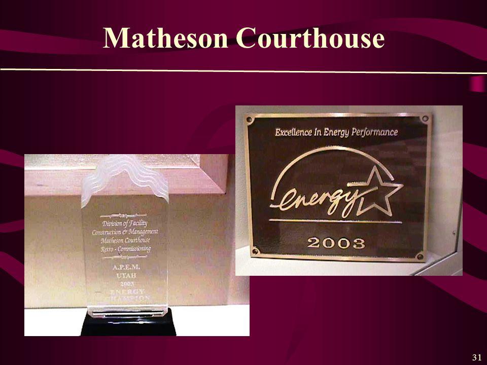 31 Matheson Courthouse