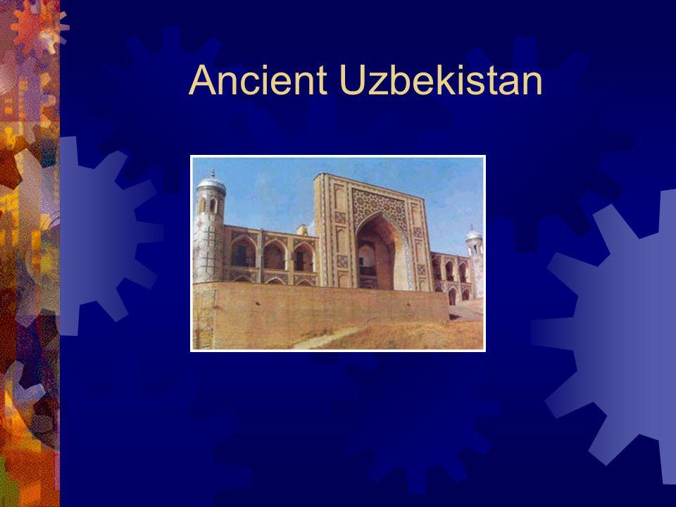 Ancient Uzbekistan