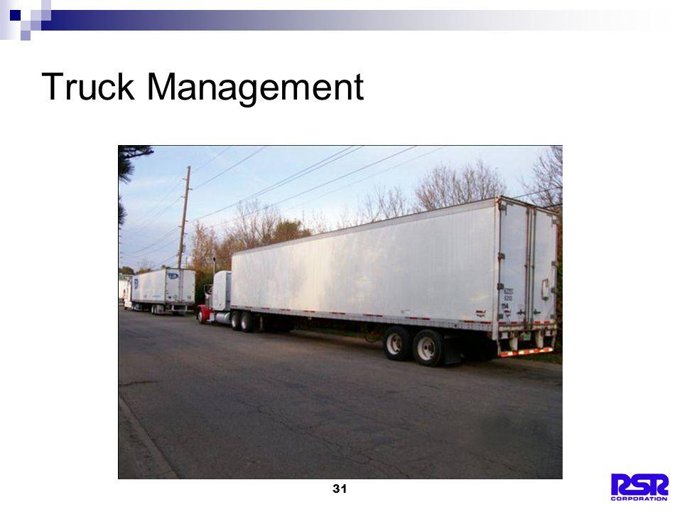 31 Truck Management