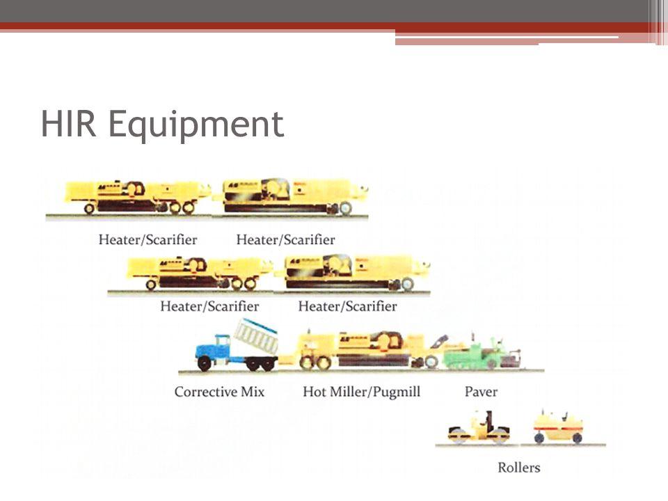 HIR Equipment