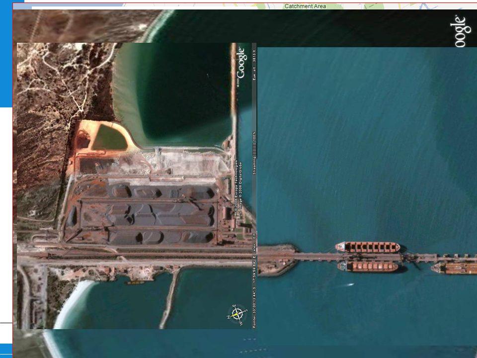 2 Stockyard layout (re)design Export Terminal Saldanha Bay SA 2