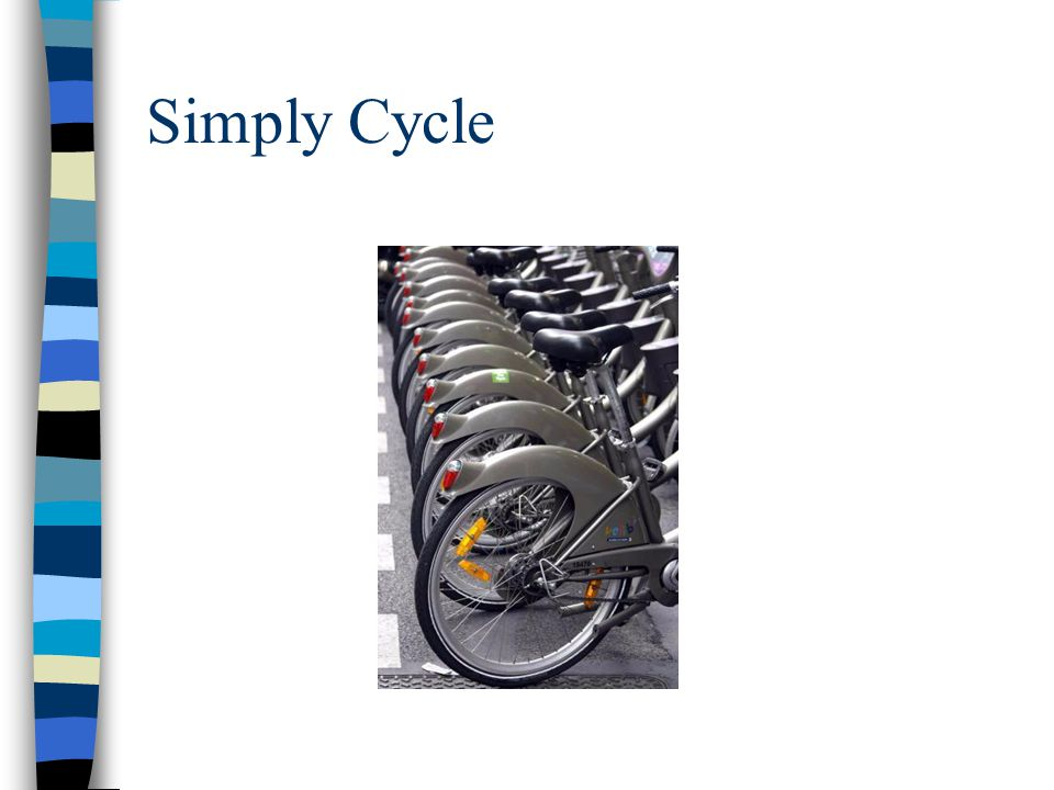 Simply Cycle