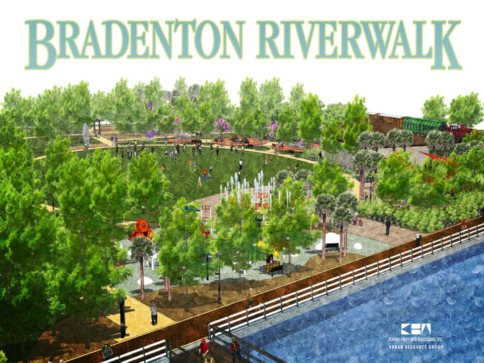 Introduction Who we are - Team Intro Riverwalk part of overall revitalization of downtown area