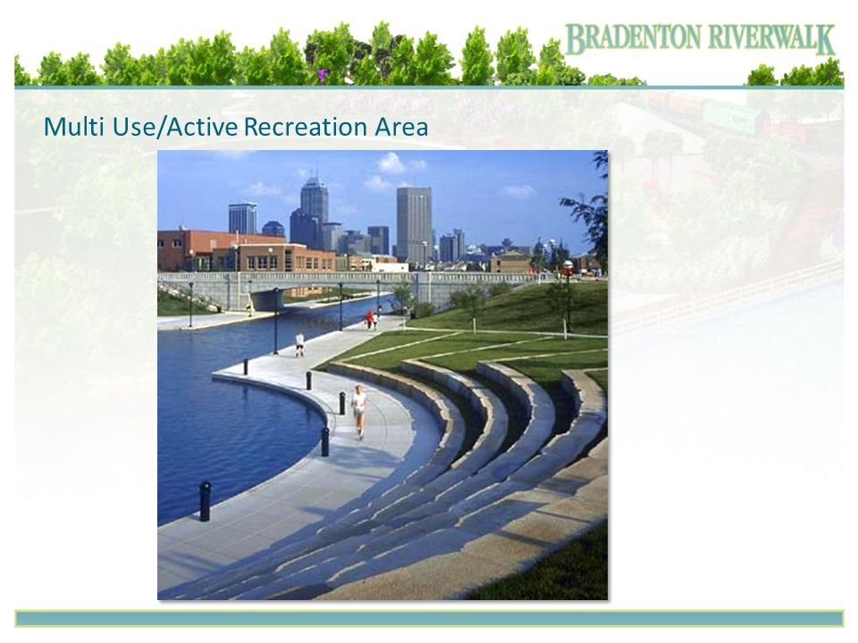 Multi Use/Active Recreation Area