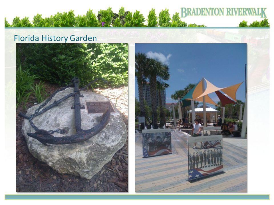 Florida History Garden
