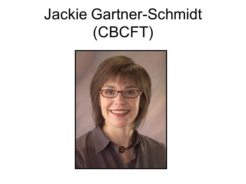 Jackie Gartner-Schmidt (CBCFT)