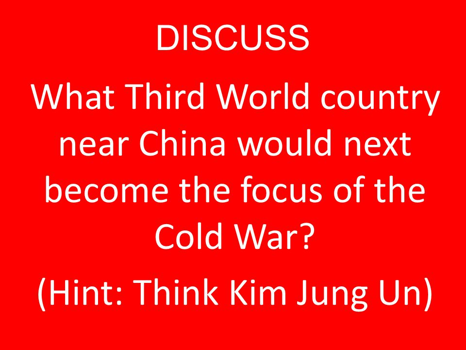 KoRea Divided Korea Divided – WWII – controlled by Japan – Following defeat, Japan surrendered to USSR in north and U.S.