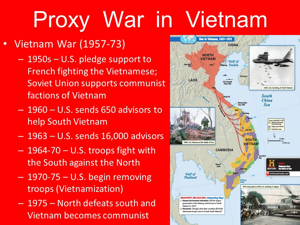 DISCUSS How do you think Vietnam becoming communist impacted the world?