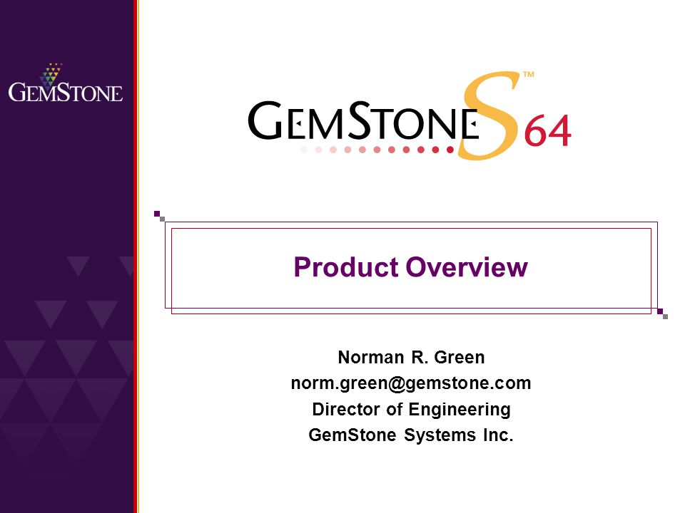 Copyright © 2006, GemStone Systems Inc. All Rights Reserved.