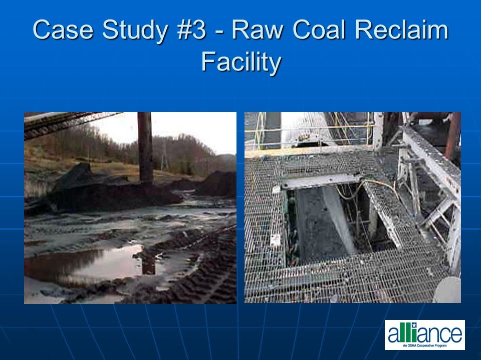 Case Study #3 - Raw Coal Reclaim Facility