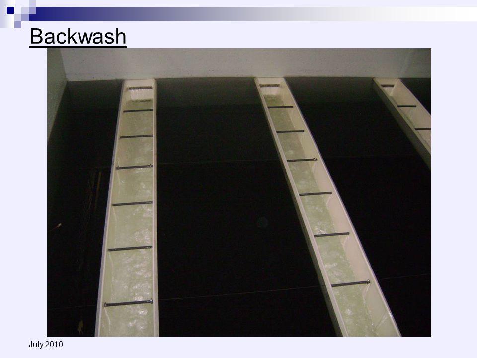 July 2010 Backwash