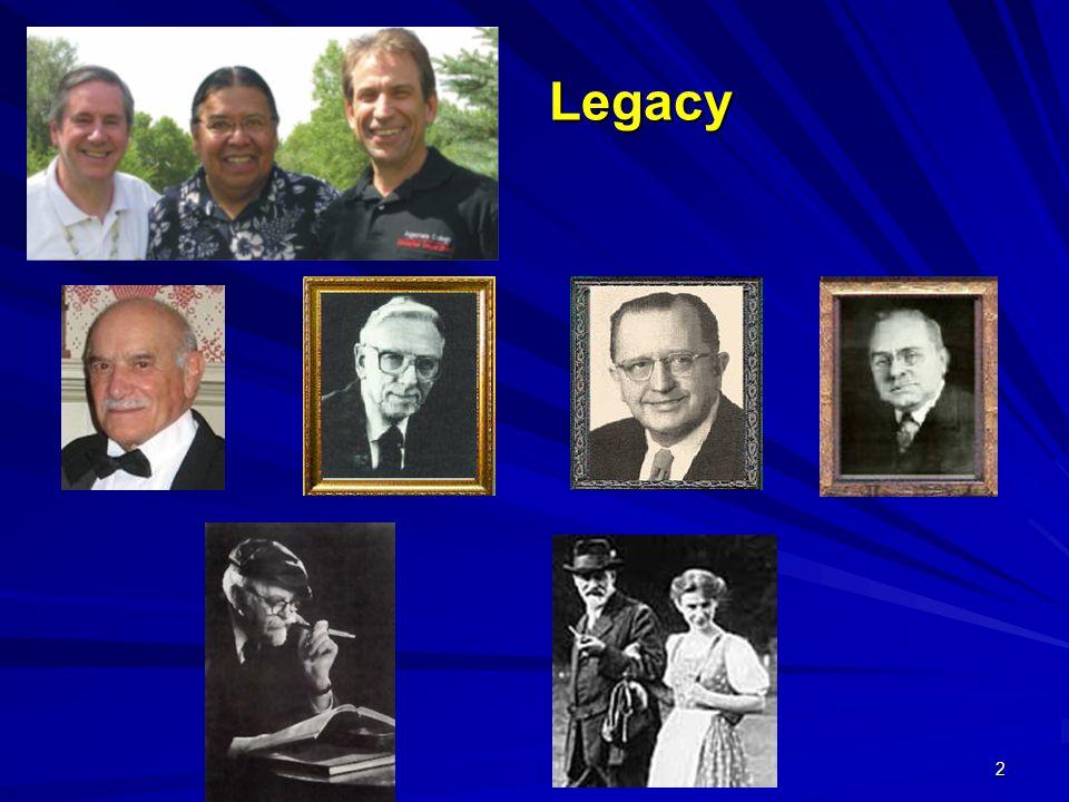 2 Legacy