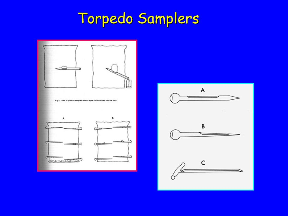 Torpedo Samplers