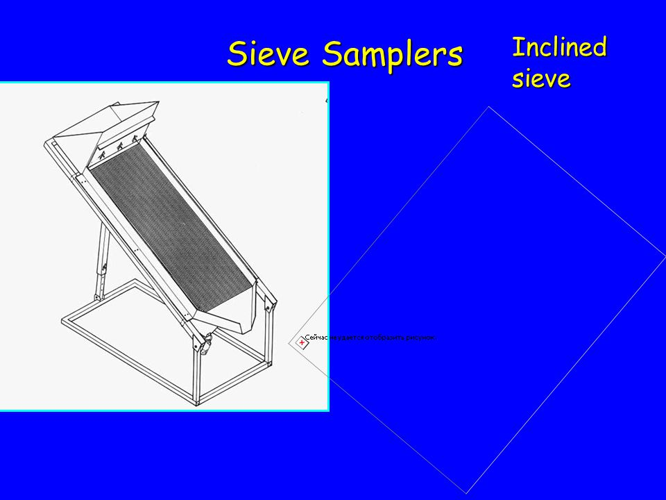 Sieve Samplers Inclinedsieve