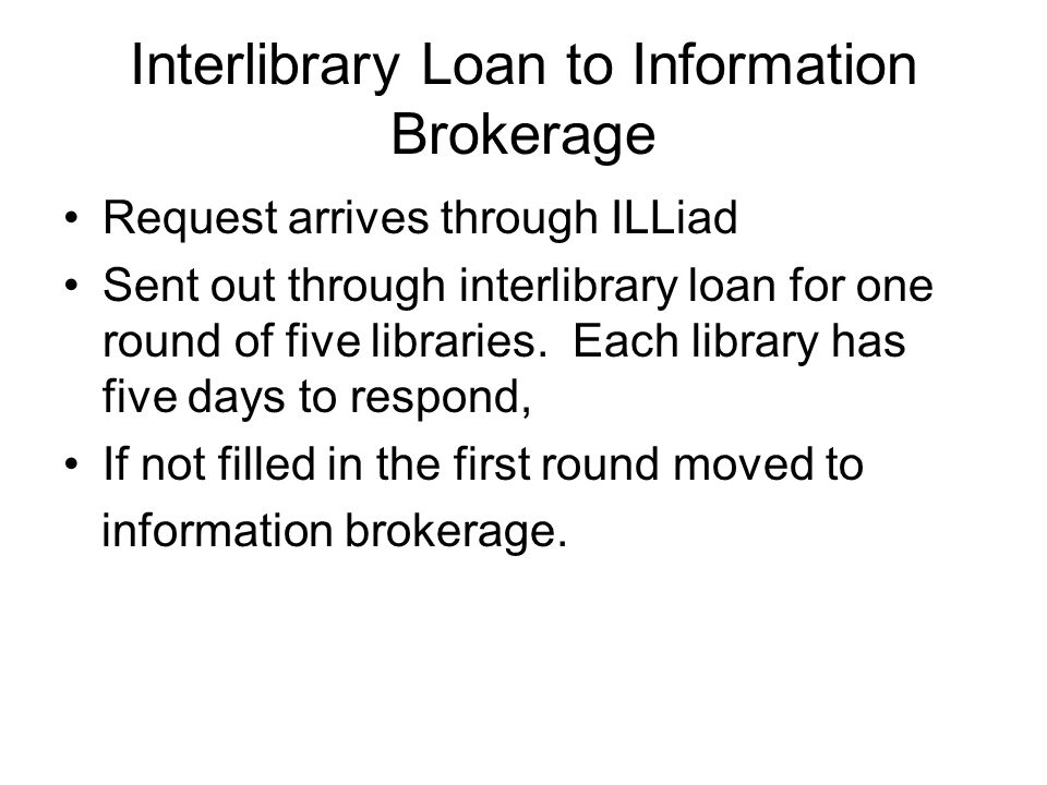 How long.Interlibrary loan could be up to 25 days, but usually is not.