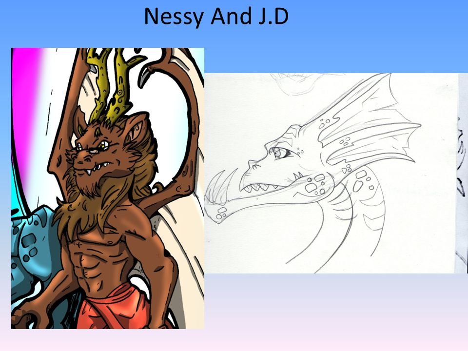 Nessy And J.D