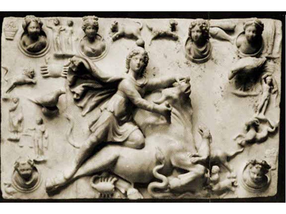 Mithraeum in Capua, Italy