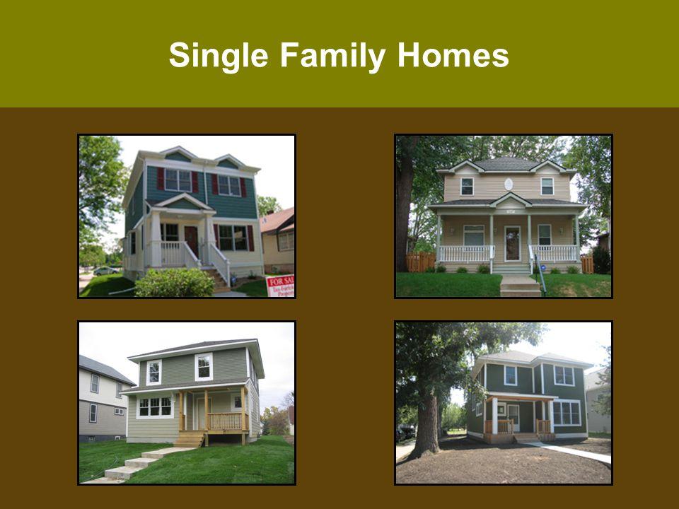 Homebuyer Initiated Program (HIP) Single Family Homes