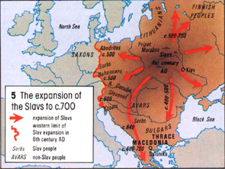 Kievan Rus The Vikings had long raided the areas of northern Eastern Europe.