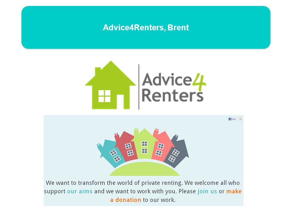 Advice4Renters, Brent
