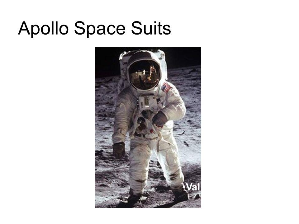 Apollo Space Suits Value: $400 000 US