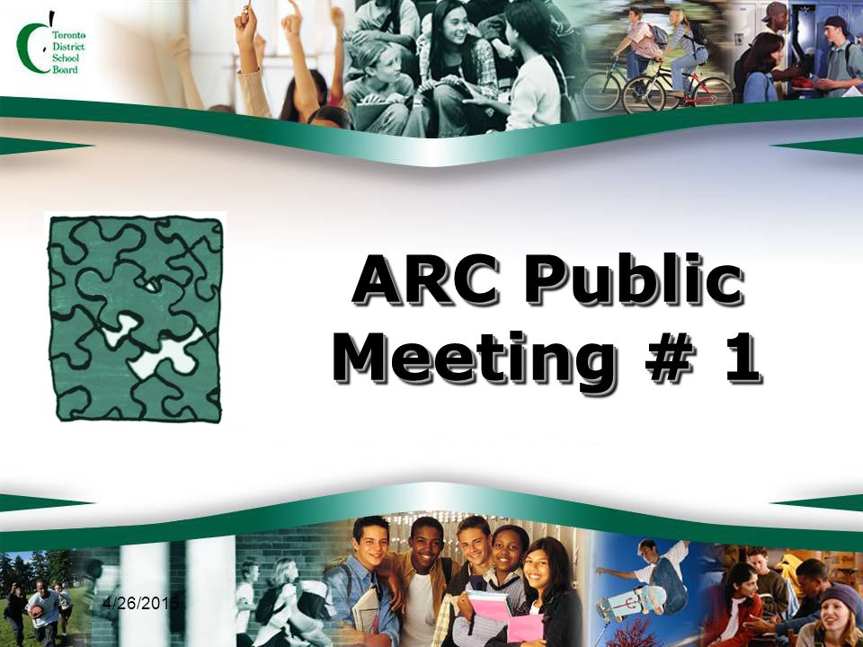 2 ARC Public Meeting # 1 4/26/20152