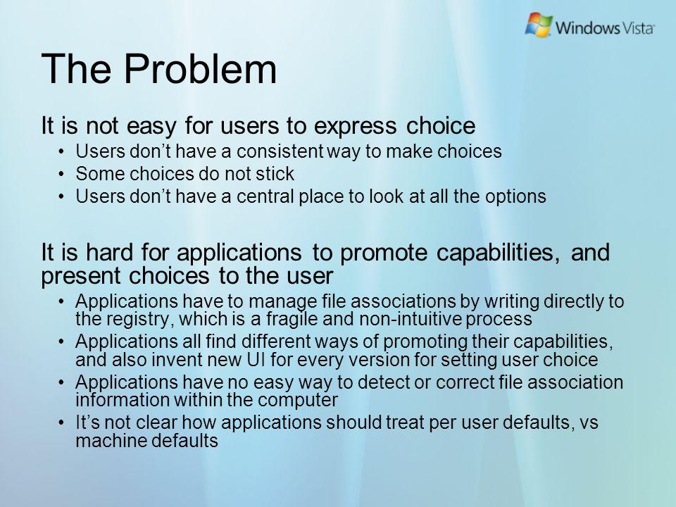 4 Microsoft-provided Shortcuts 4 OEM-provided Shortcuts