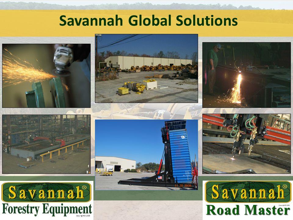 Savannah Global Solutions