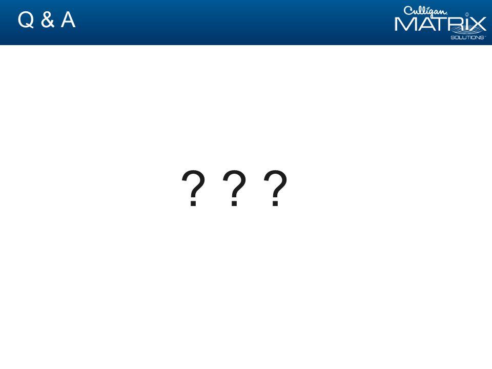 Q & A ? ? ?