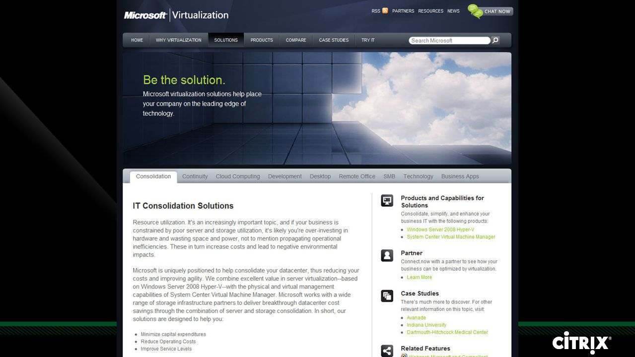 Lab Manager L ibrary of commonly used VM configurations For Development, Test, Support, and Training use cases Rapidly provision complex multi-machine services and apps Build demonstration, hands-on lab, customer-specific environments Utilize automation capabilities to provision/ reset specific configurations Control pools through quotas, scheduling and delegation Manage sprawl and over-provisioning across teams