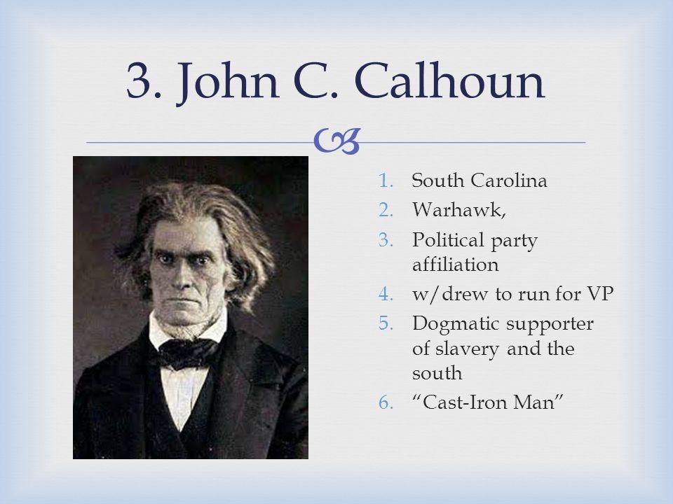  3. John C.