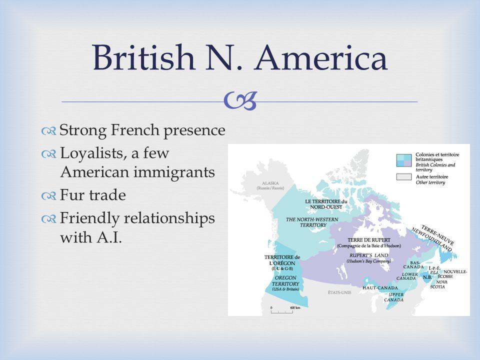  British N.