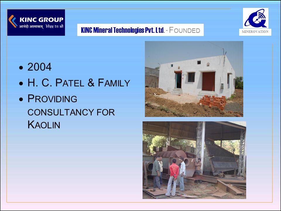 KINC Mineral Technologies Pvt. Ltd.