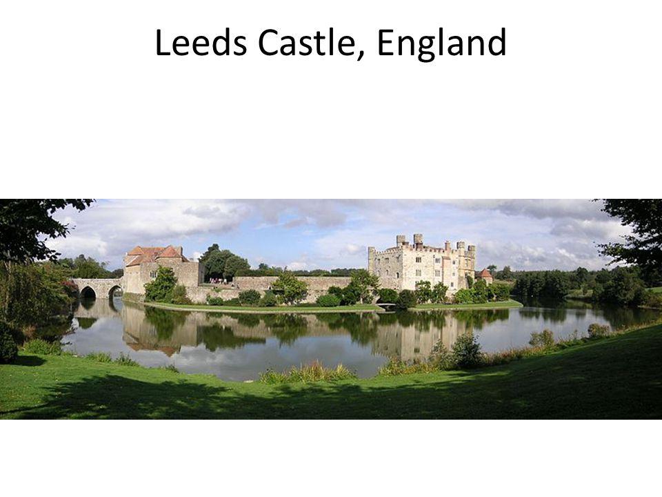 Leeds Castle, England